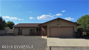 4662 E Cochise Drive, Rimrock, AZ 86335