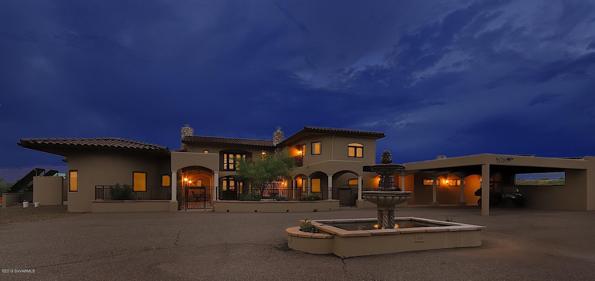 9370 E Bella Sorelle Way Cornville, AZ 86325