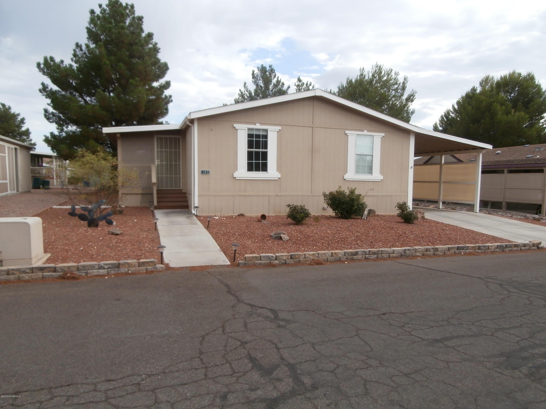 2050 W St. Rt. 89a #168 Cottonwood, AZ 86326