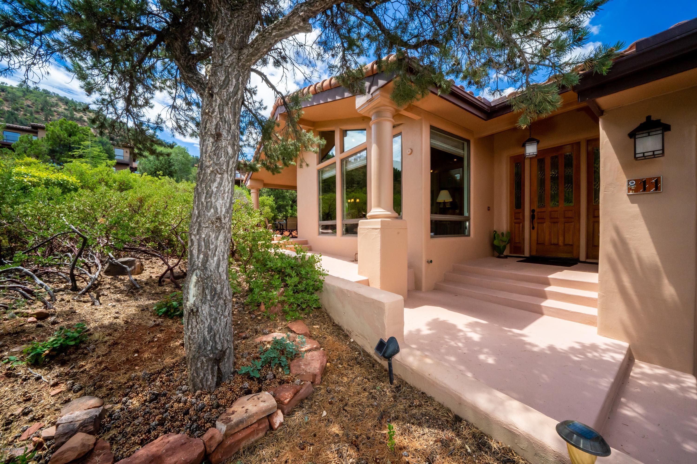 11 Brins Mesa Lane Sedona, AZ 86336