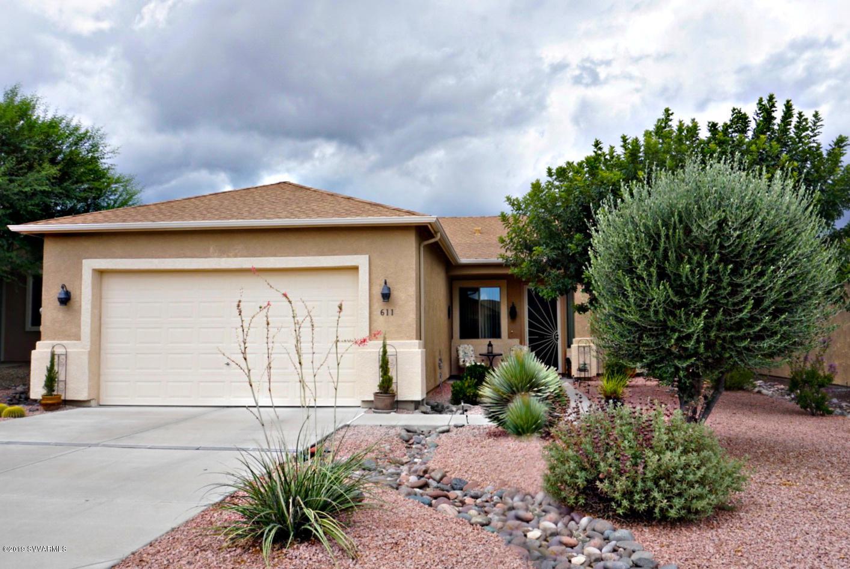 611 S Elk Ridge Drive Camp Verde, AZ 86322
