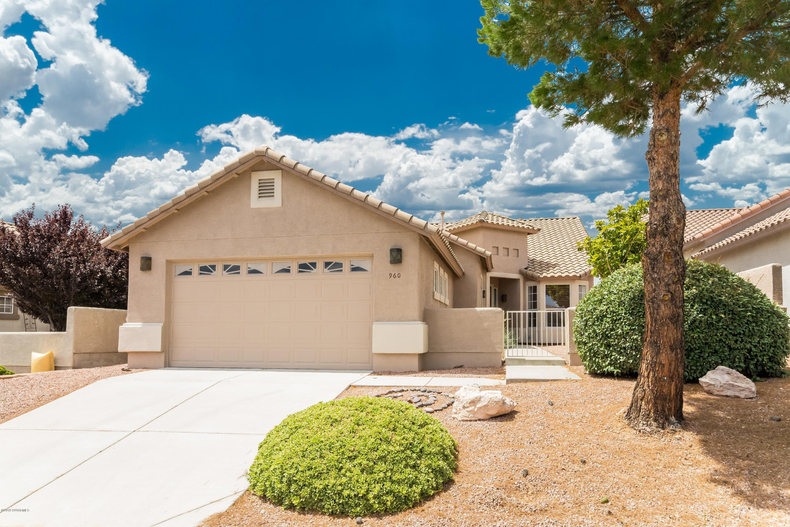 960 S Golf View Drive Cornville, AZ 86325