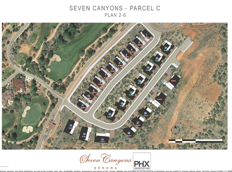 104 Lot 17 Fay Canyon Road Sedona, AZ 86336