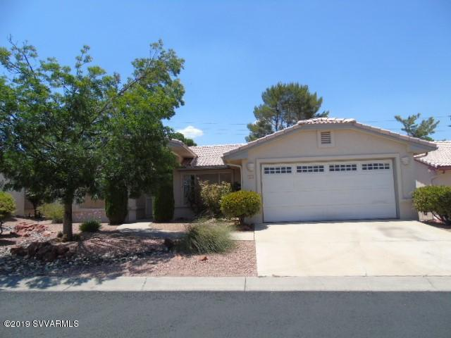 650 Silver Springs Circle Cottonwood, AZ 86326