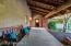 Outdoor Corridor to Guest House