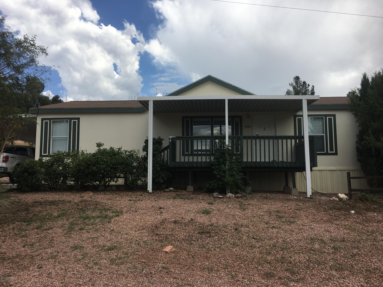 4934 N Pow Wow Pass Rimrock, AZ 86335