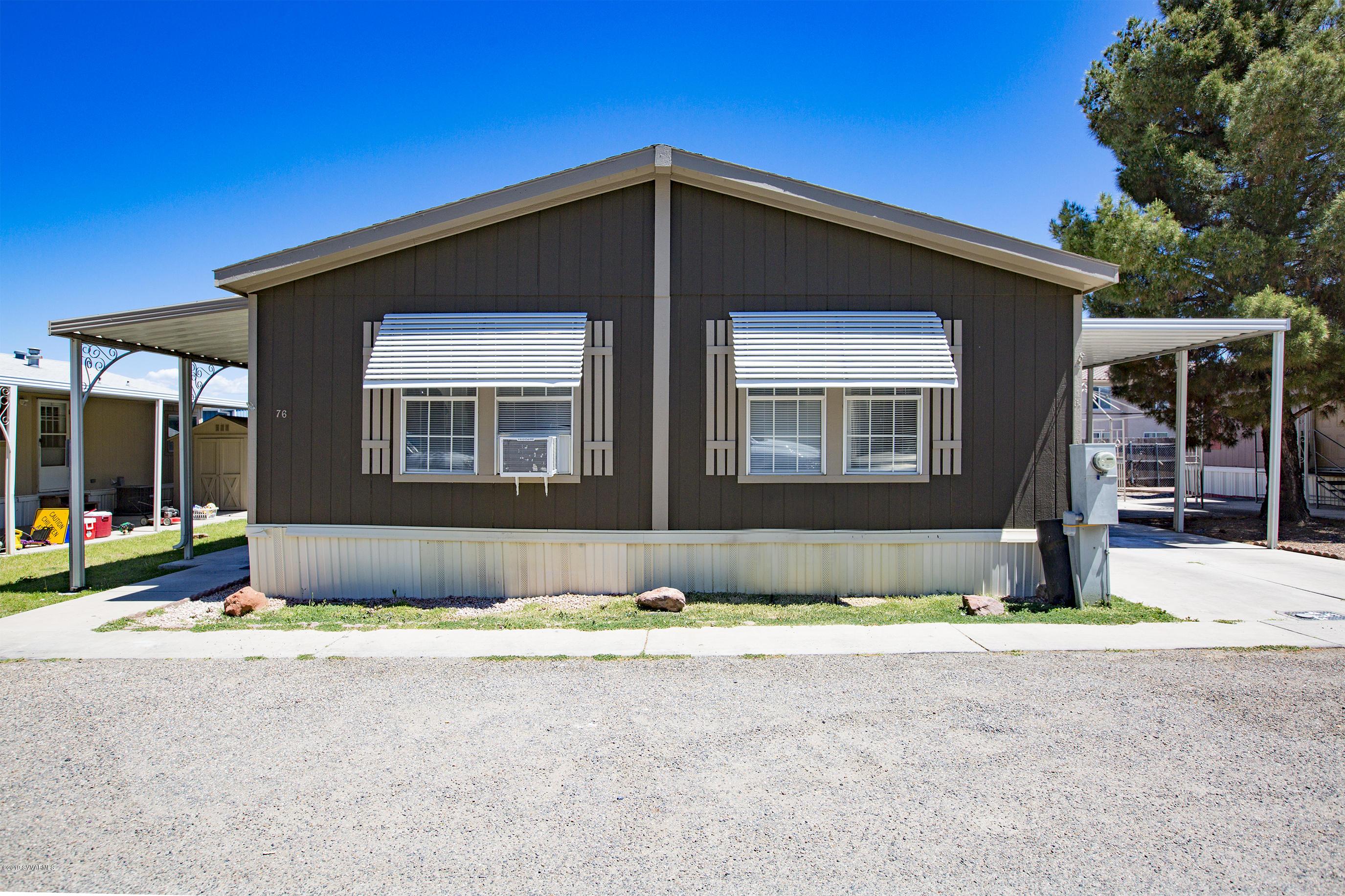 723 76 Finnie Flat Rd Camp Verde, AZ 86322