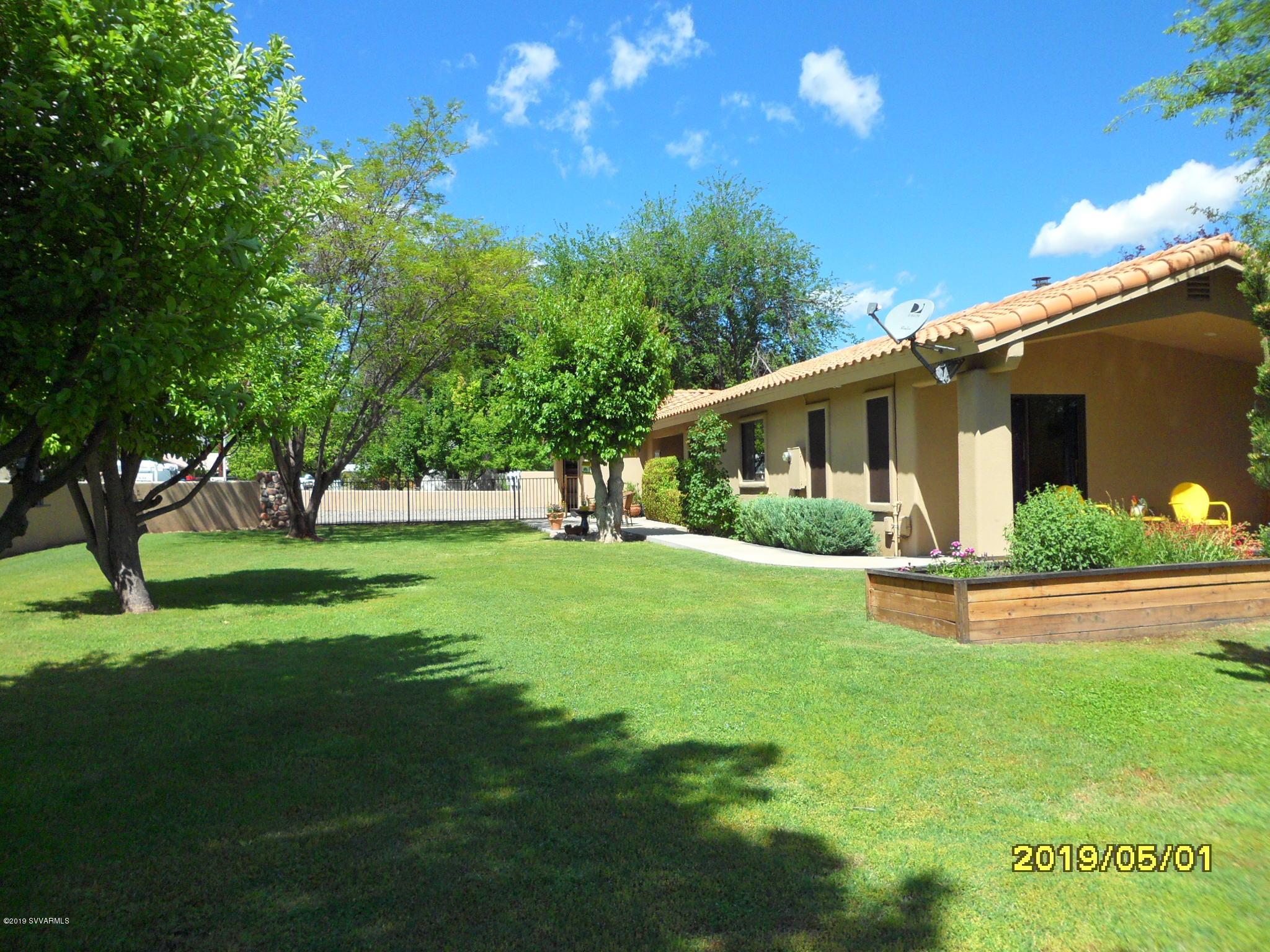 1800 E Kerley Lane Cottonwood, AZ 86326