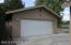 Oversized detached 2nd car garage/workshop