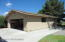 Detached, oversized 2nd car garage/workshop. Appox 500 sq ft per owner