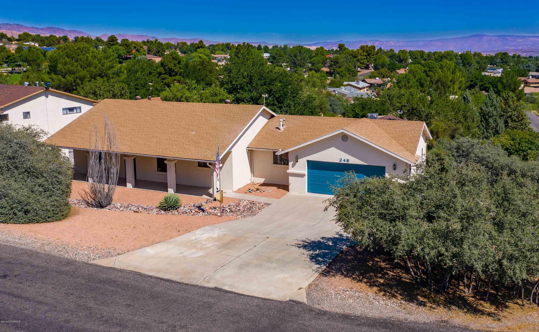248 E Papago Lane Cottonwood, AZ 86326