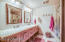 Lower Level Guest Bath w/ dual sinks