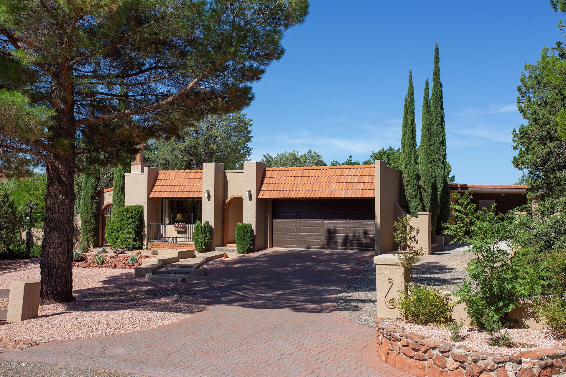 228 Caballo Drive Sedona, AZ 86336