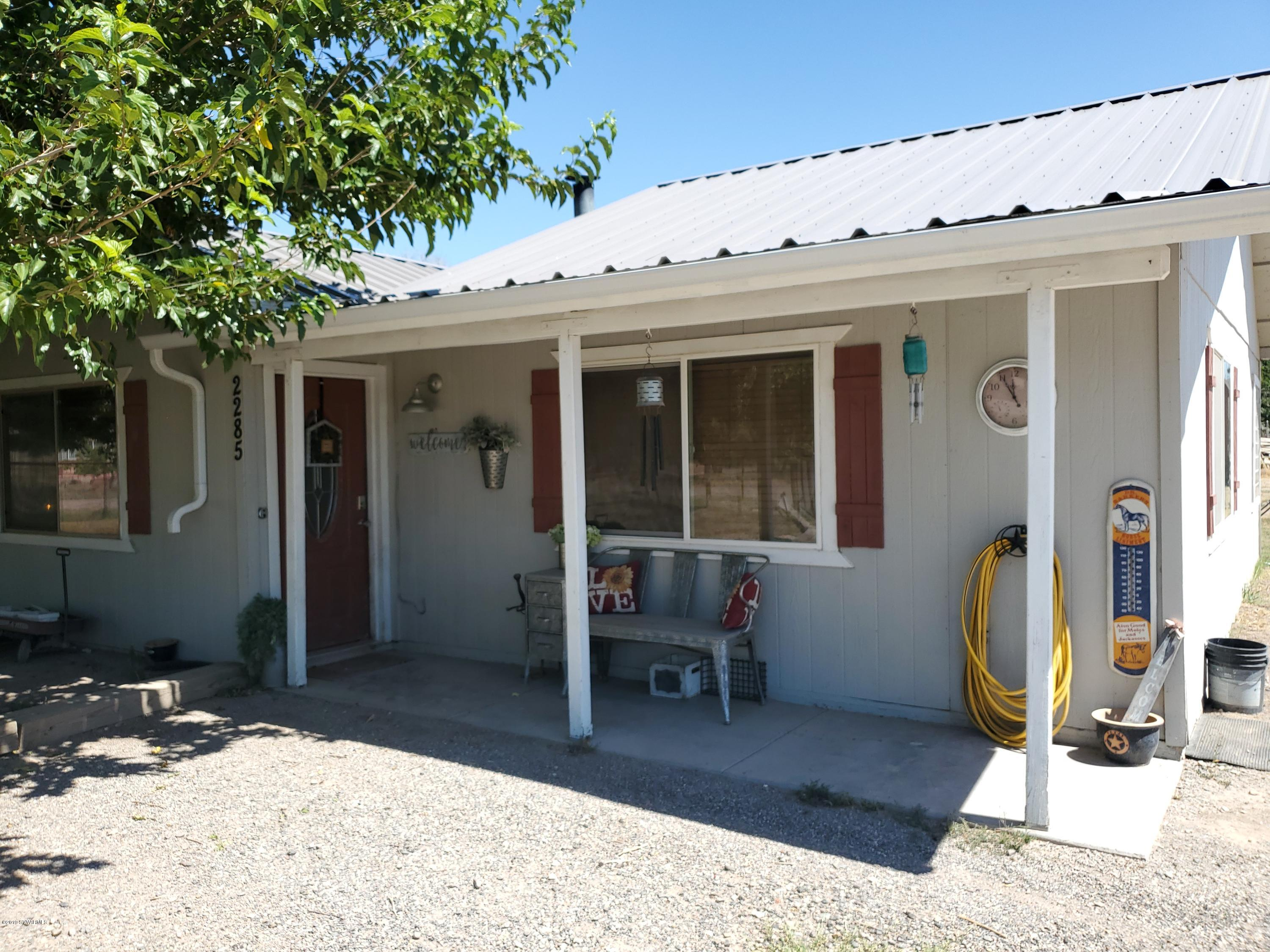 2285 S Squaw Peak Rd Camp Verde, AZ 86322