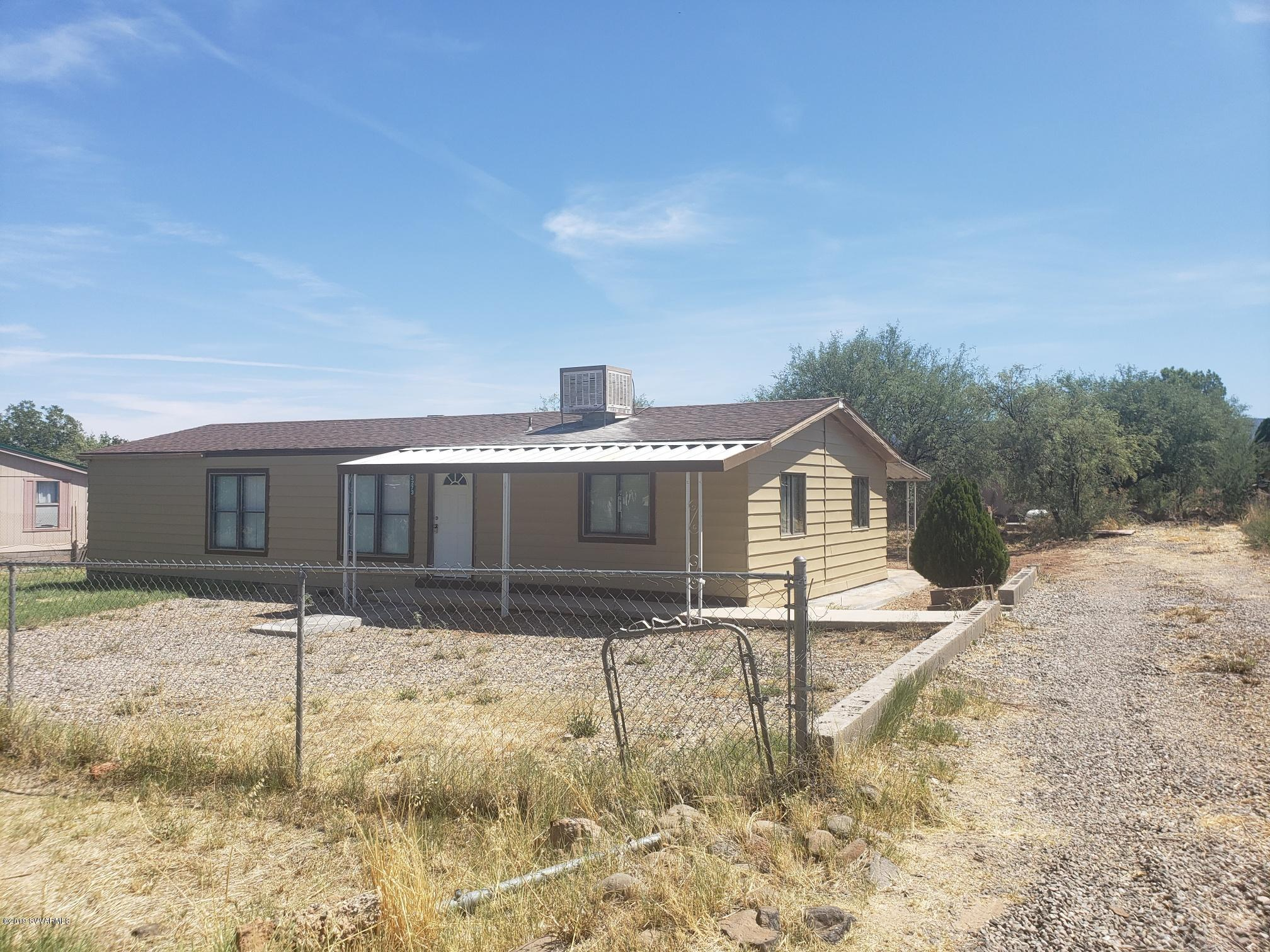 3273 E Mockingbird Lane Camp Verde, AZ 86322