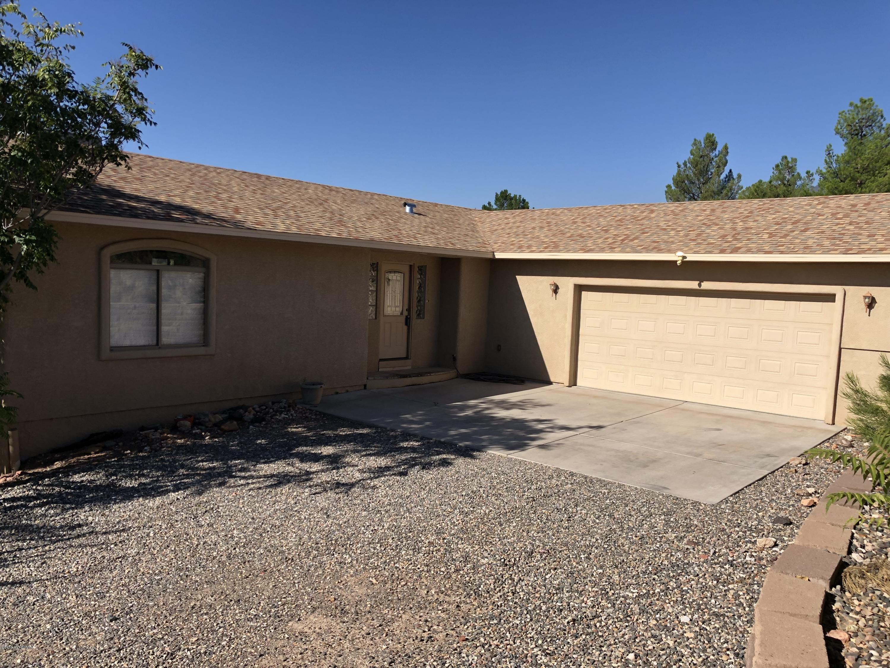 741 Cottontail Run Cottonwood, AZ 86326
