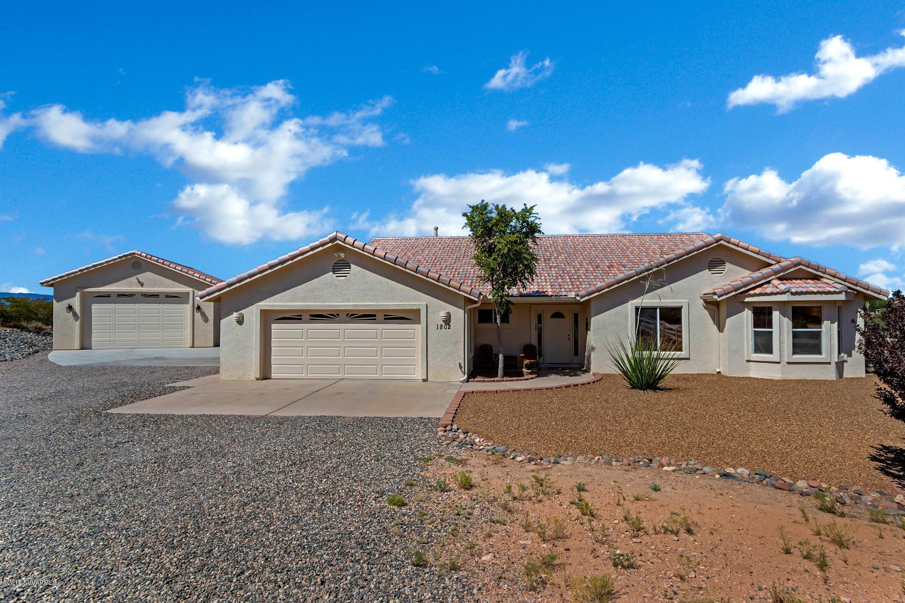 1802 Koch Ranch Rd Cornville, AZ 86325
