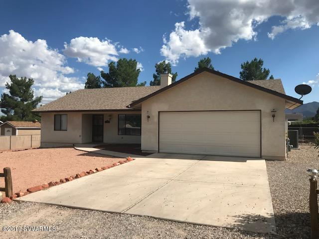 719 E Alvarado Lane Cottonwood, AZ 86326