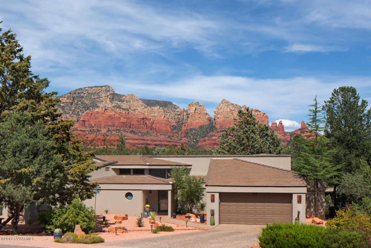 127 Painted Cliffs Drive Sedona, AZ 86336
