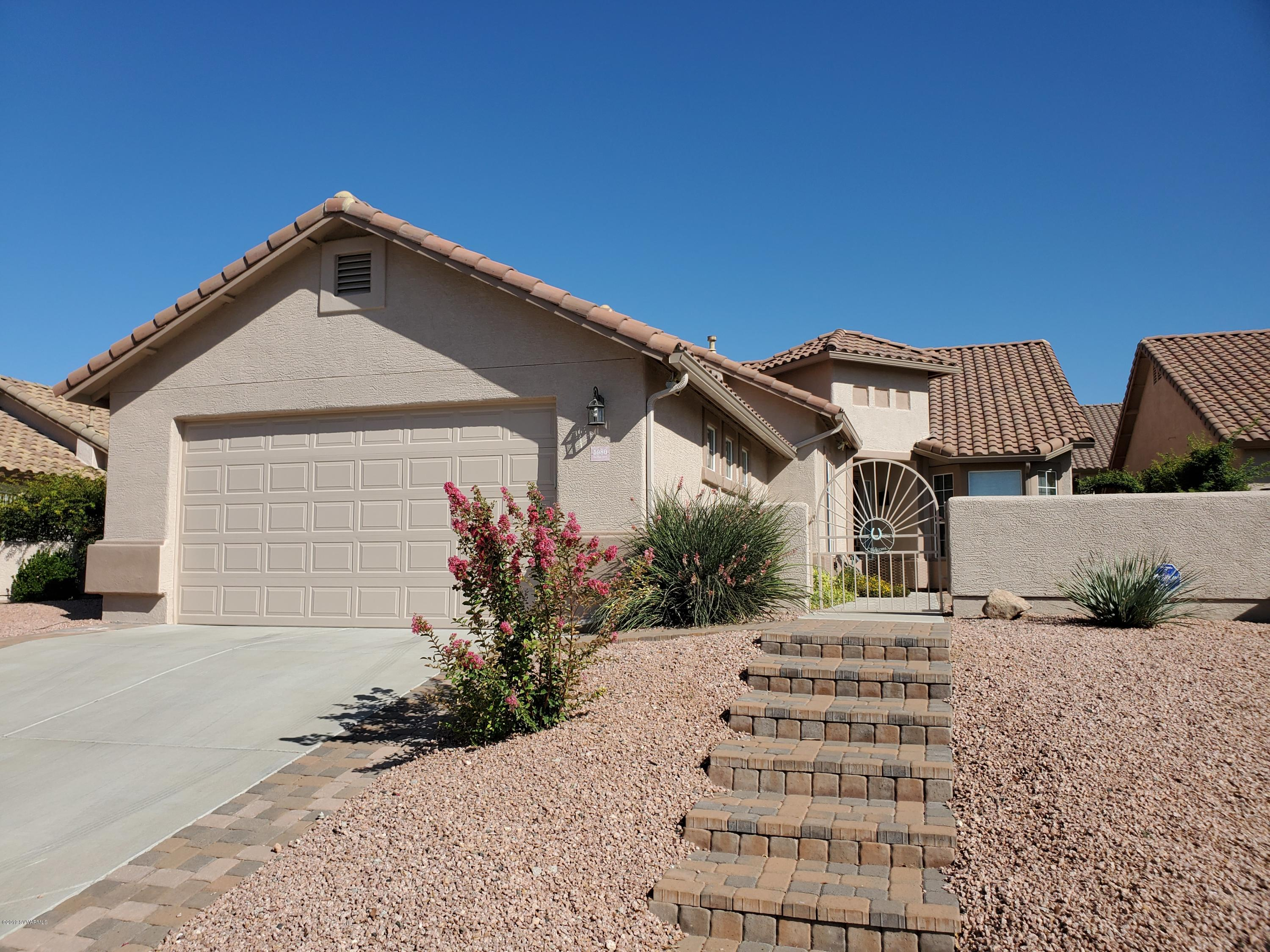 5980 E Tee Time Court Cornville, AZ 86325
