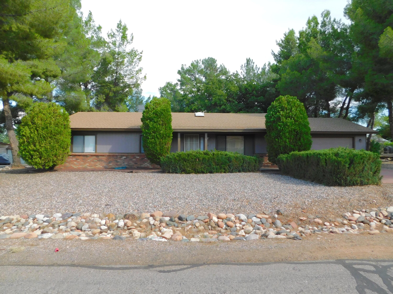 1823 Hilltop Drive Cottonwood, AZ 86326