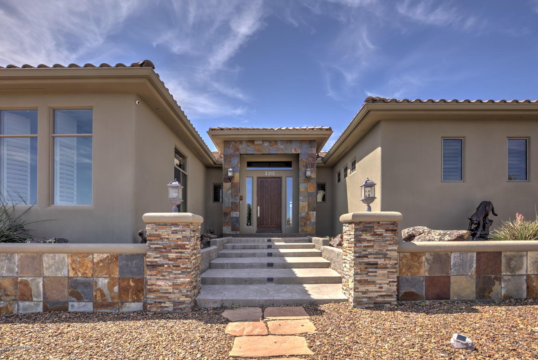 420 E Shadow Ridge Rd Cottonwood, AZ 86326