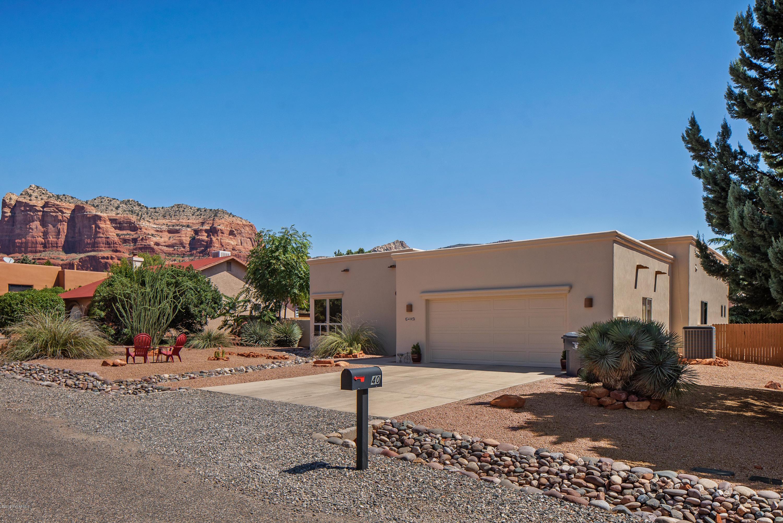40 Cochise Drive Sedona, AZ 86351
