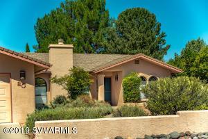 80 Rim Trail Drive, Sedona, AZ 86351