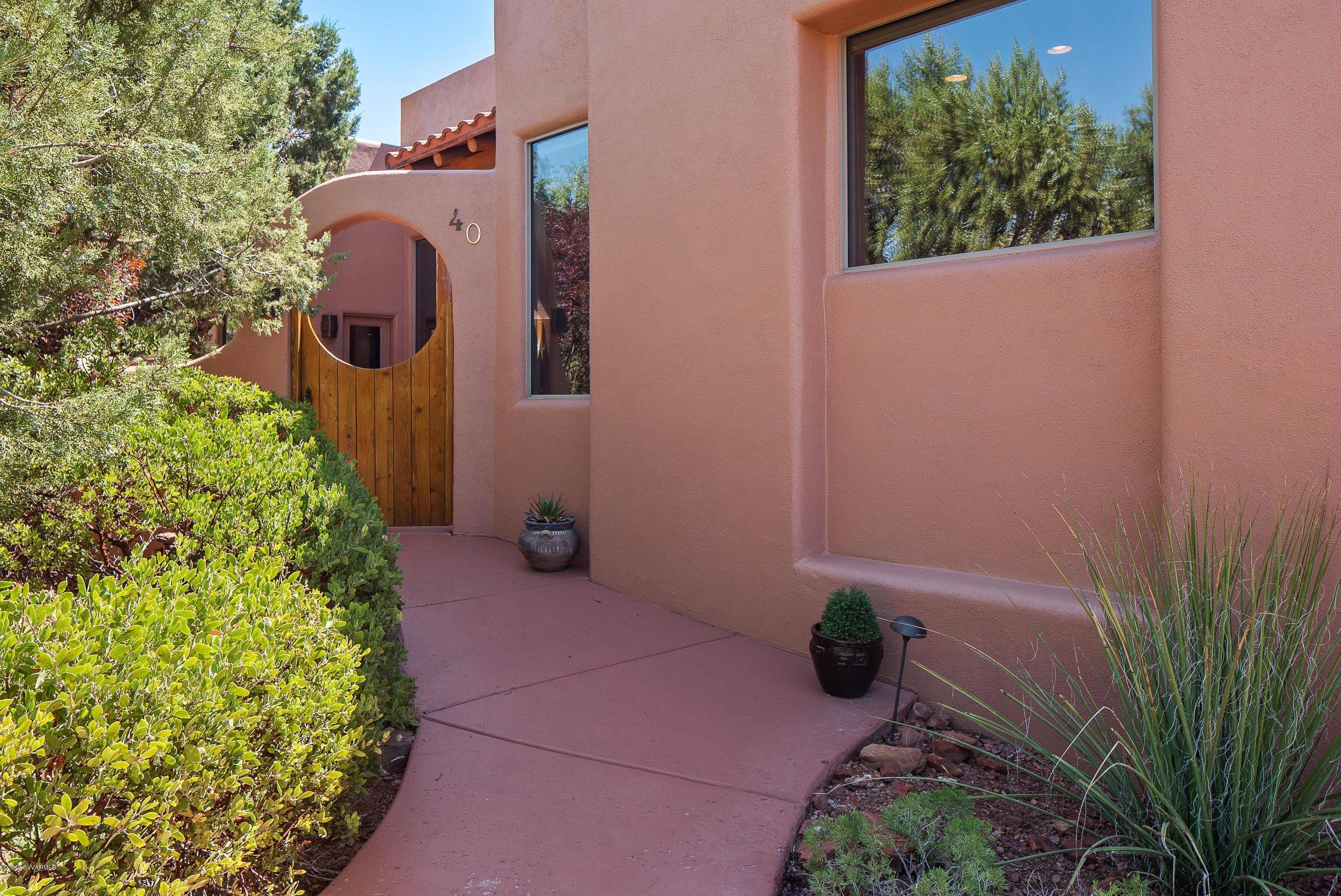 40 Buckskin Lane Sedona, AZ 86336