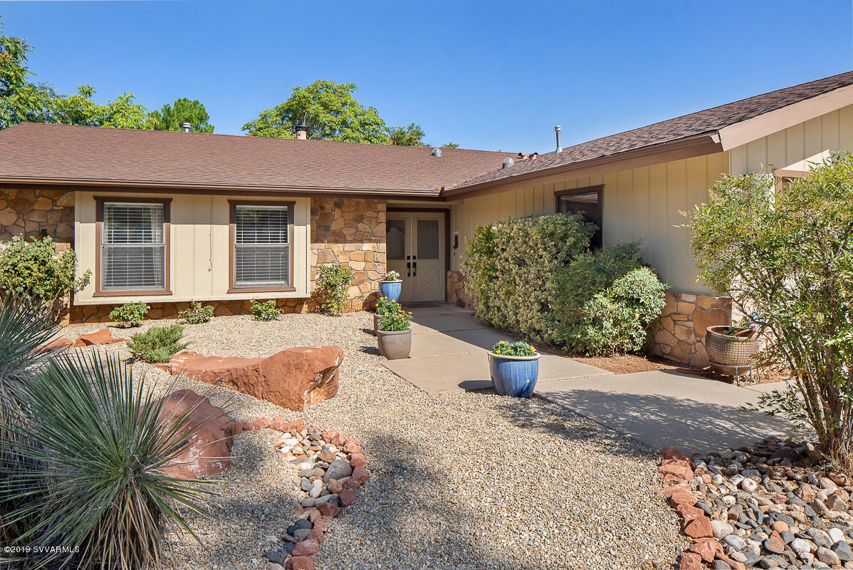 22 Hummingbird Circle Sedona, AZ 86336