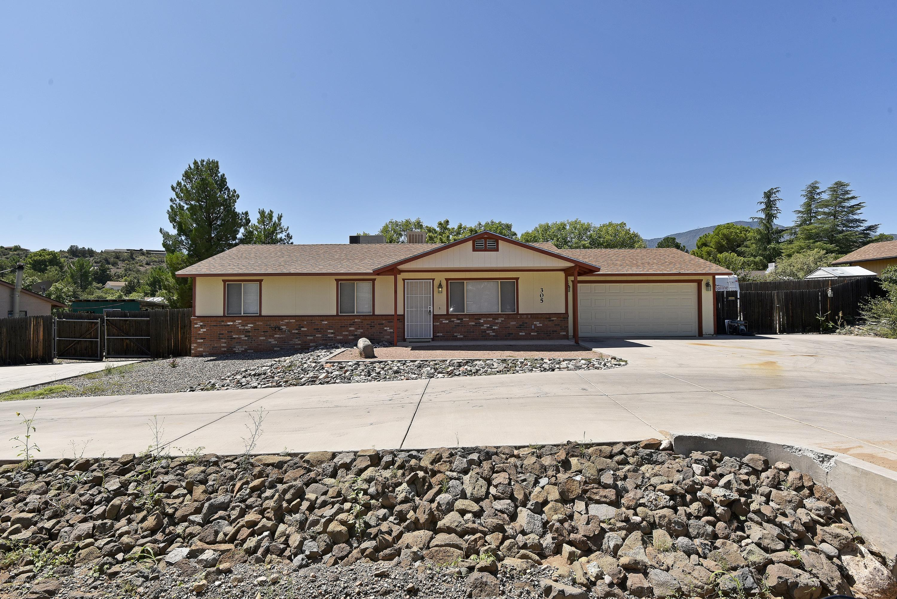 305 E Rancho Vista Way Cottonwood, AZ 86326