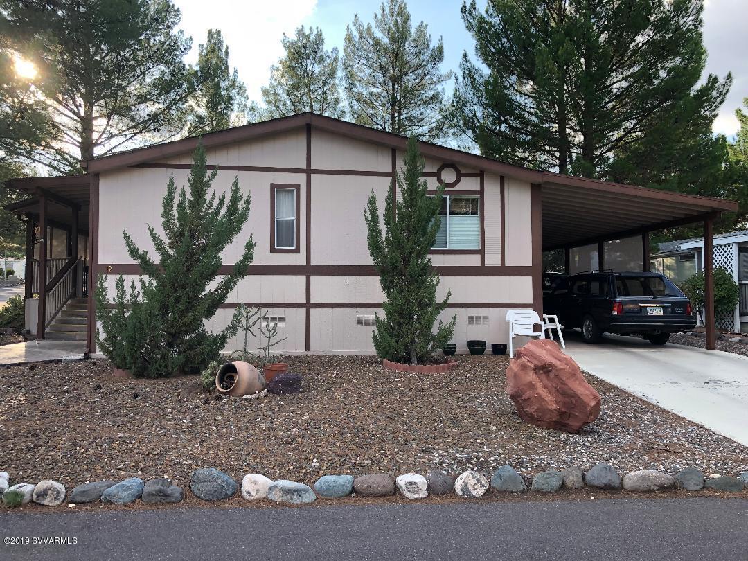2050 Az-89a #12 Cottonwood, AZ 86326