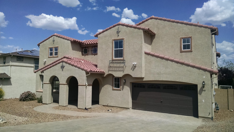 549 McKinnon Rd Clarkdale, AZ 86324