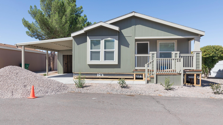 2050 Az-89a #183 Cottonwood, AZ 86326
