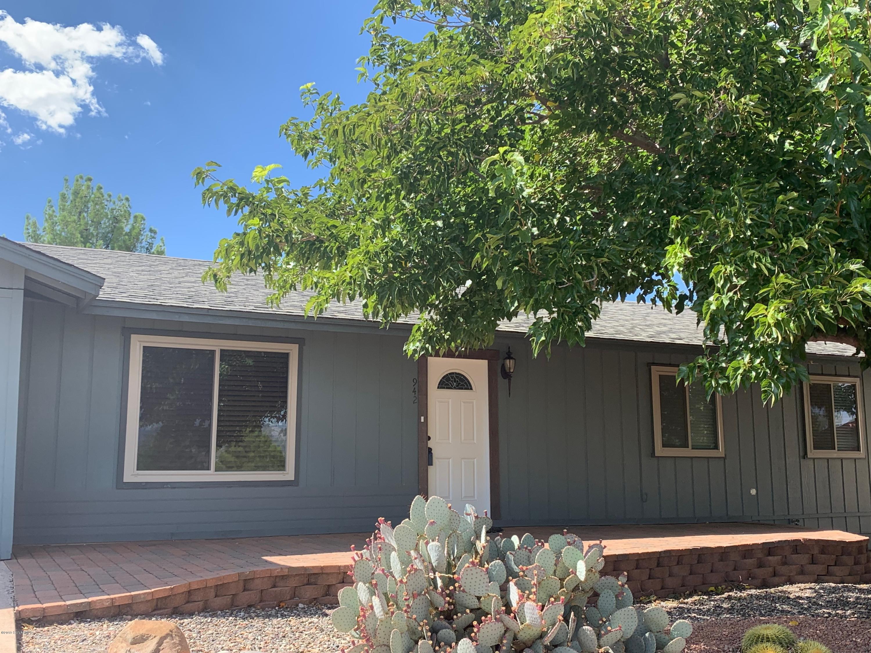 942 E Chaparral Drive Cottonwood, AZ 86326