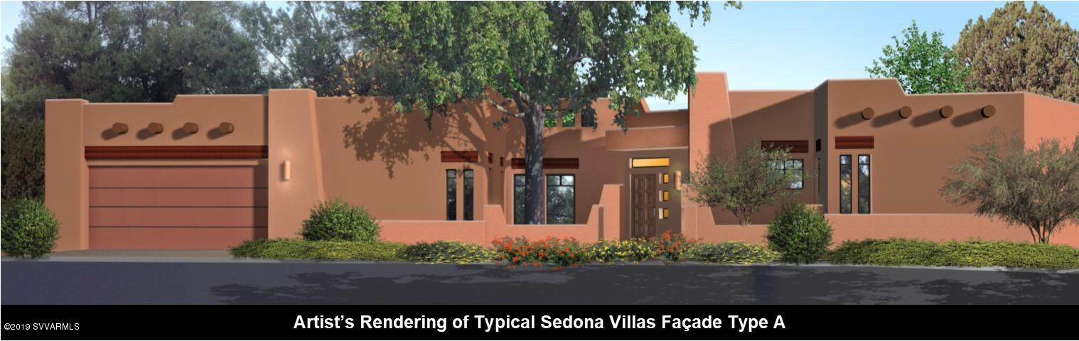 90 Monterey Circle Sedona, AZ 86351