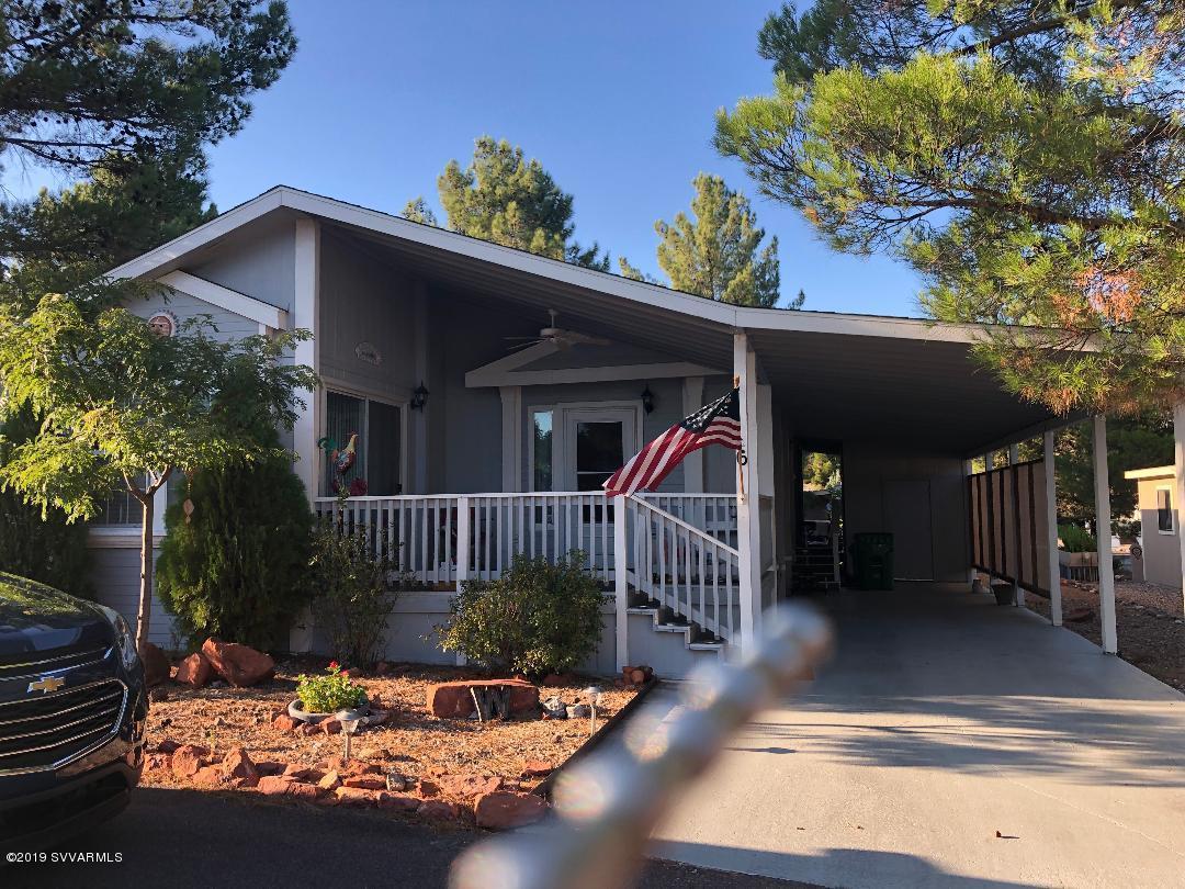 2050 Az-89a #6 Cottonwood, AZ 86326