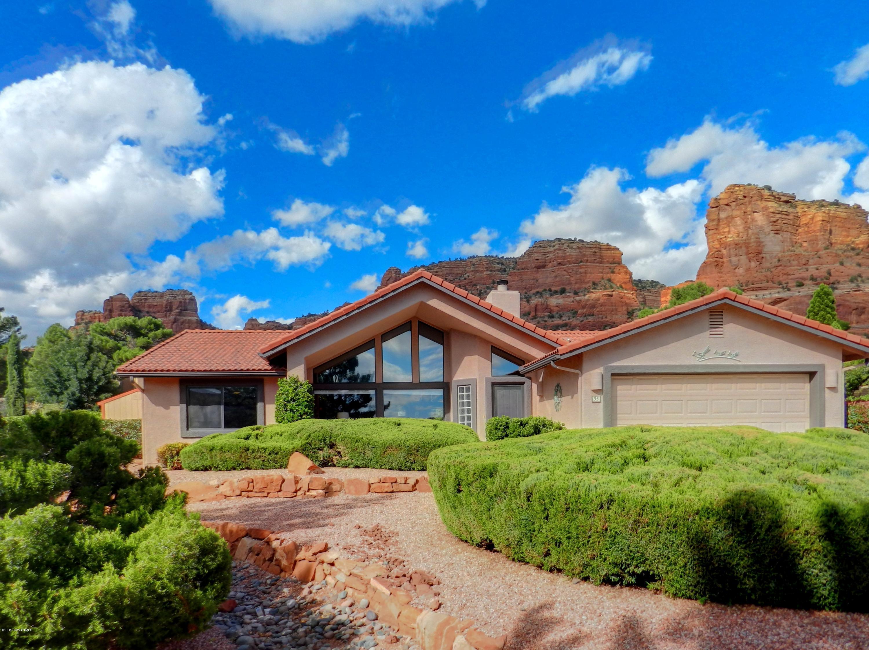 35 High Sky Drive Sedona, AZ 86351