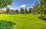 Just out the Front Door Community Park with Green Lush Grass, Mature Shade Trees & Gazebo.