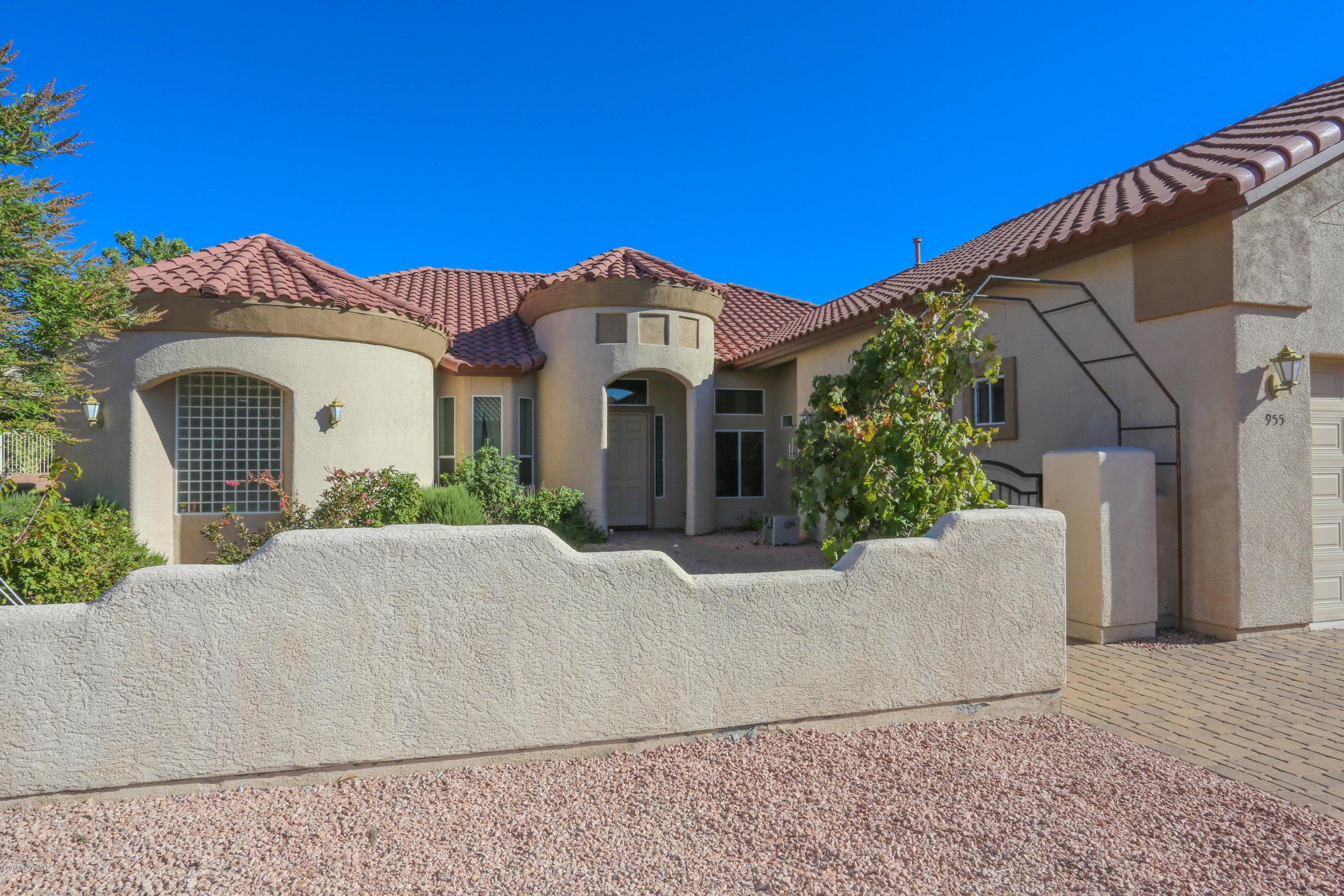 955 S Pine Ridge Court Cornville, AZ 86325