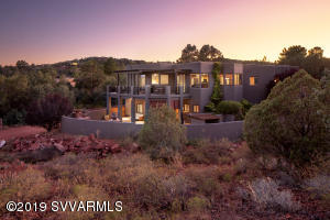 530 Foothills South Drive, Sedona, AZ 86336