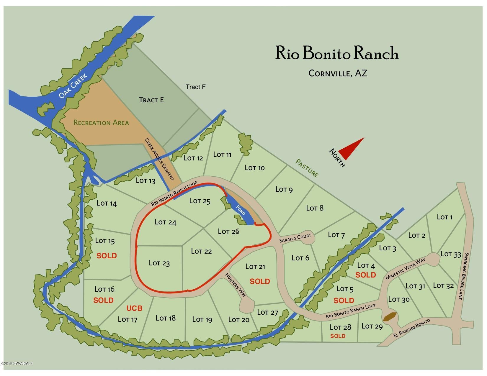 435 S Bonito Ranch Cornville, AZ 86325