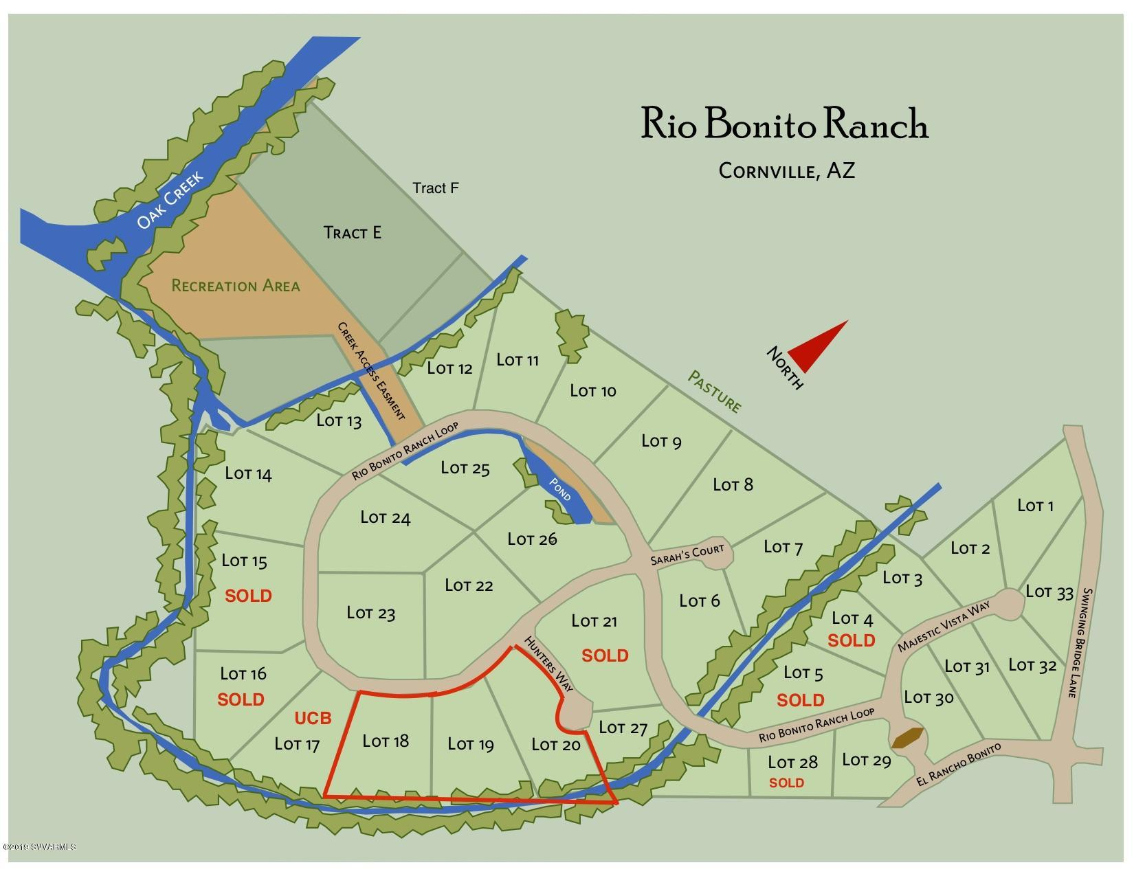 430 S Bonito Ranch Cornville, AZ 86325