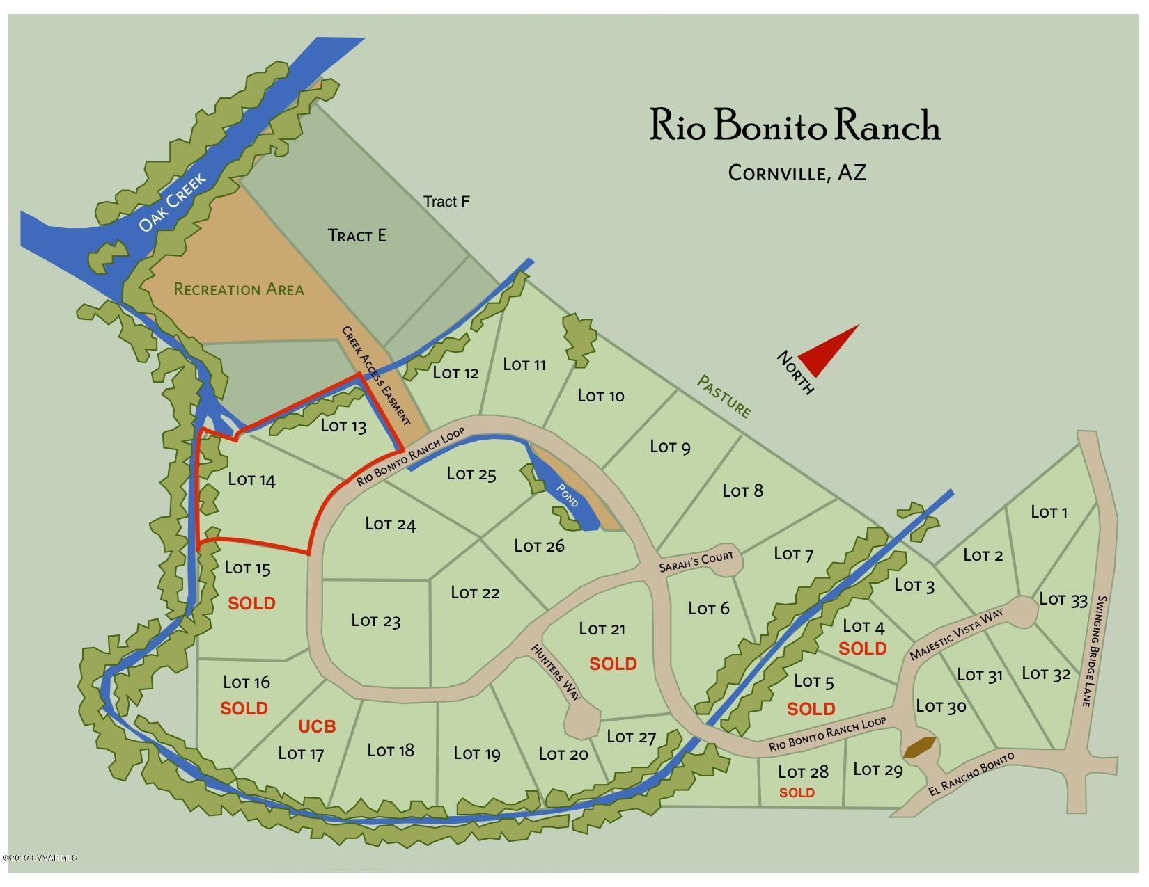 310 S Bonito Ranch Cornville, AZ 86325