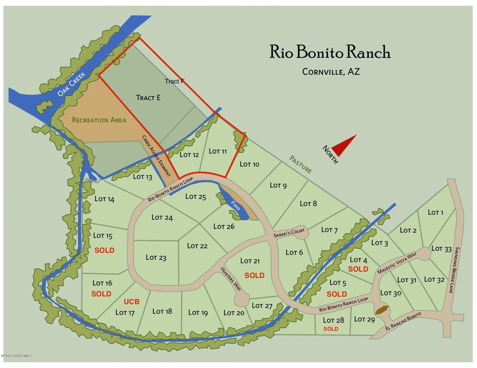 260 S Bonito Ranch Cornville, AZ 86325