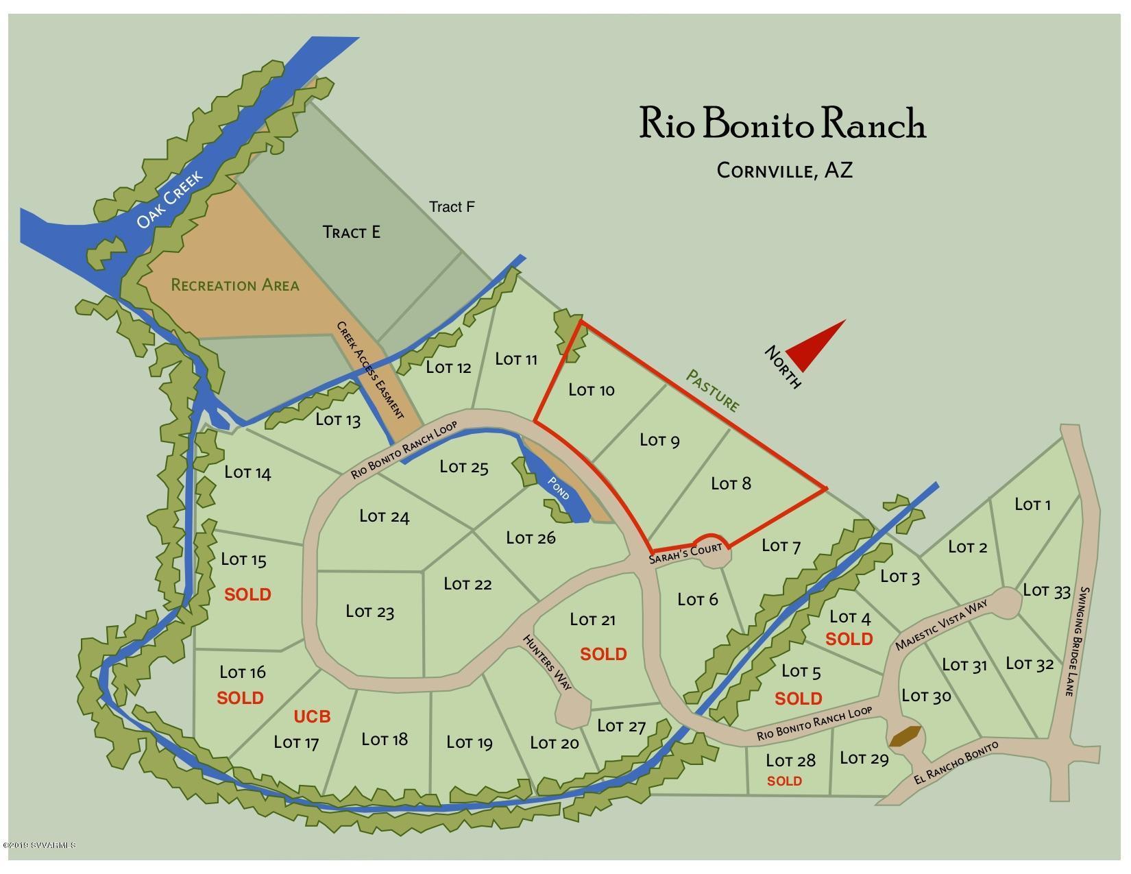 220 S Bonito Ranch Cornville, AZ 86325