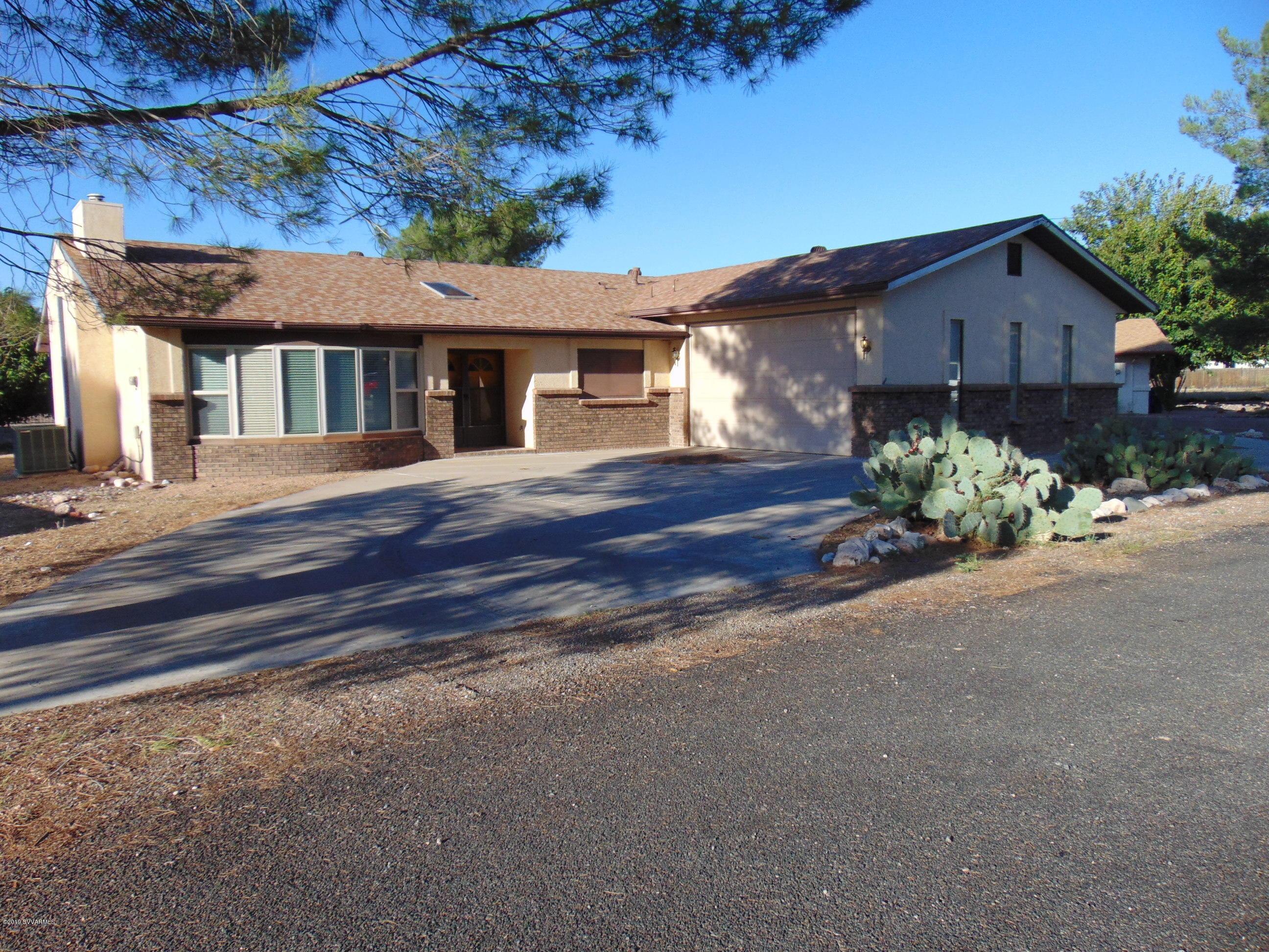 3850 E Valley Lane Rimrock, AZ 86335