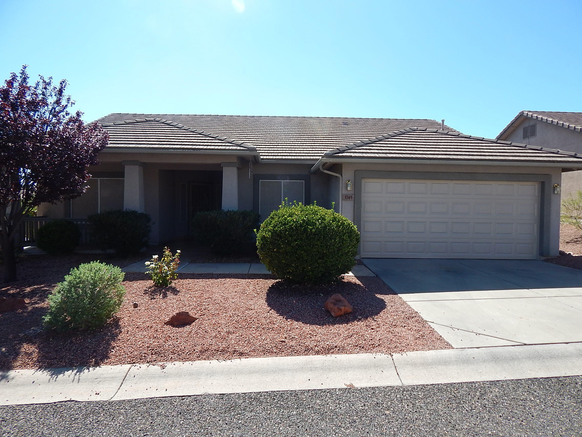 1745 W Bronco Lane Cottonwood, AZ 86326
