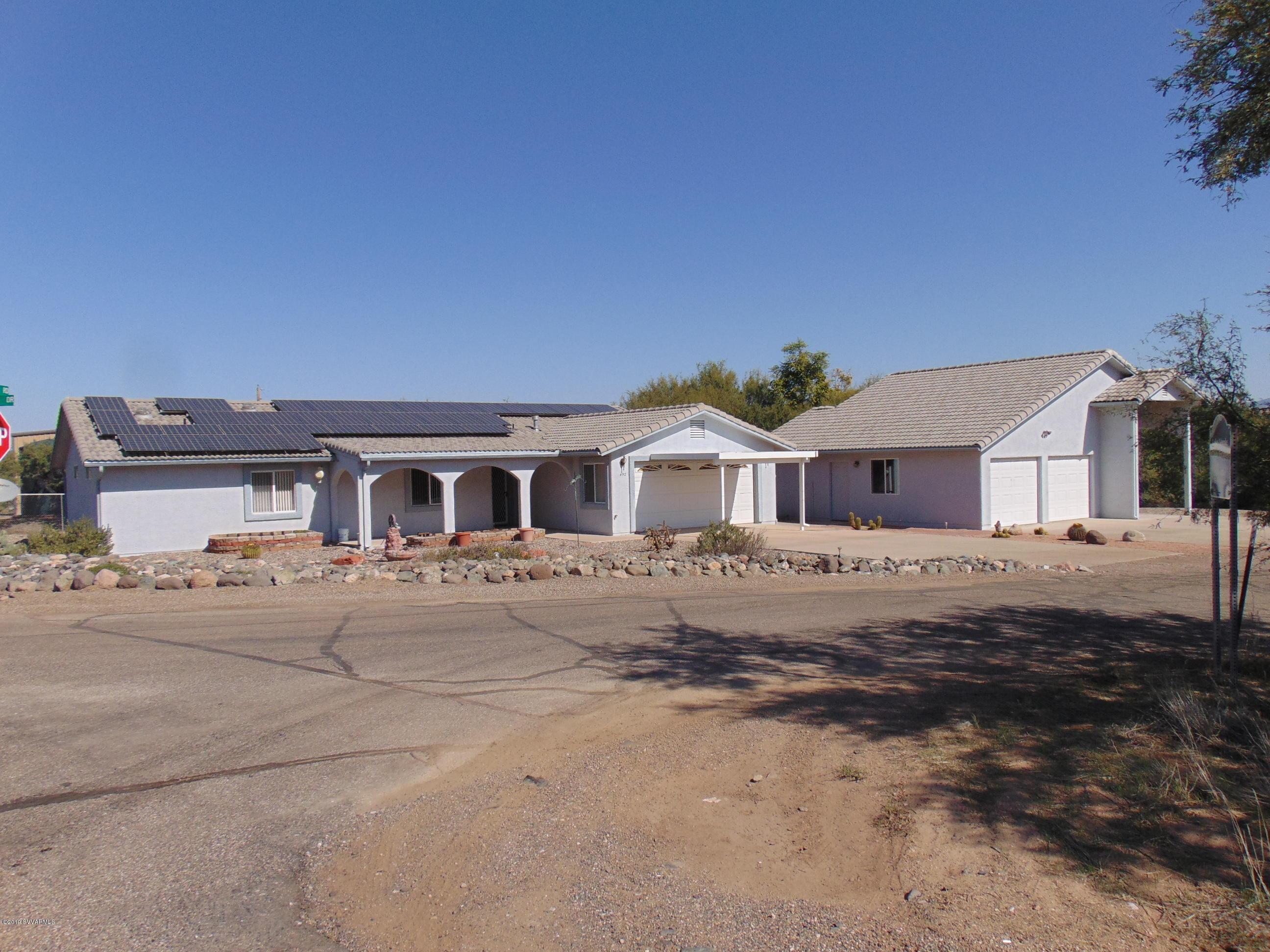 492 E Lamarcia Drive Camp Verde, AZ 86322