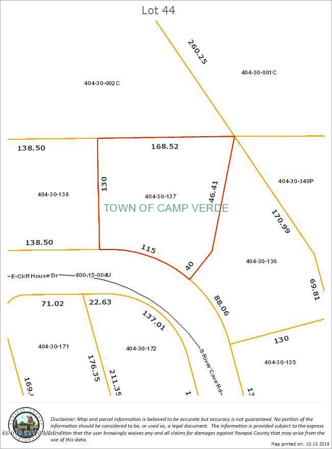 000 S Cliff House Camp Verde, AZ 86322